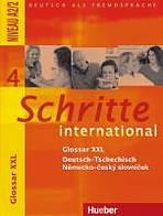 Schritte international 4 Glossar XXL Deutsch-Tschechisch