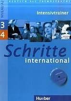 Schritte international 3 + 4 3 + 4 Intensivtrainer mit Audio-CD