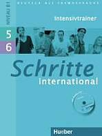 Schritte international 5 + 6 Intensivtrainer mit Audio-CD