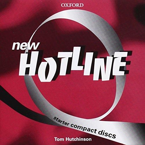 NEW HOTLINE STARTER CLASS AUDIO CD