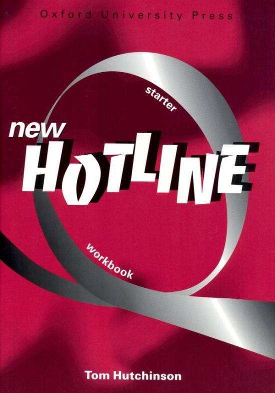 NEW HOTLINE STARTER WORKBOOK : 9780194357562