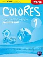 Colores 1 - pracovní sešit
