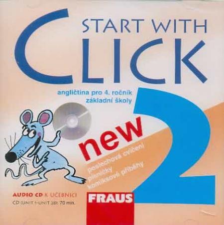 Start with Click New 2 CD k UČ /1ks/