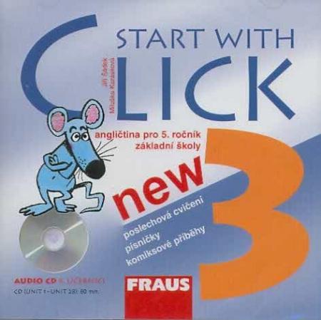 Start with Click New 3 CD k UČ /1ks/