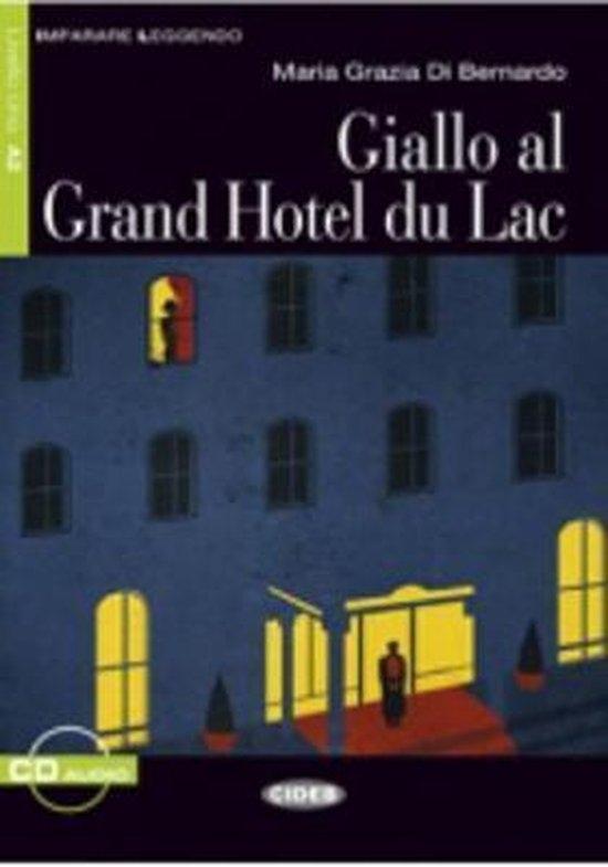 Black Cat - GIALLO AL GRAND HOTEL DU LAC + CD ( Level 1)
