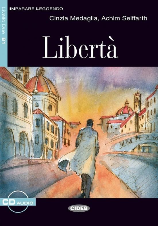 Black Cat - LIBERTA + CD ( Level 2)