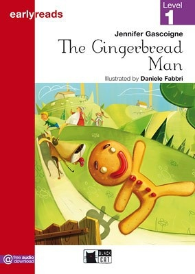 Black Cat THE GINGERBREAD MAN ( Early Readers Level 1)
