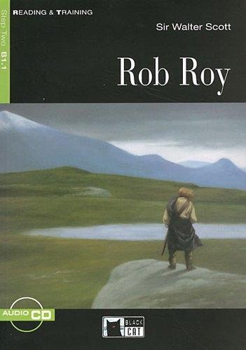 Black Cat Rob Roy + CD ( Reading & Training Level 2)