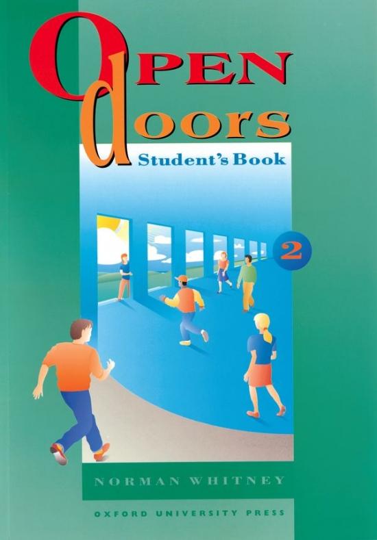 OPEN DOORS 2 STUDENT´S BOOK