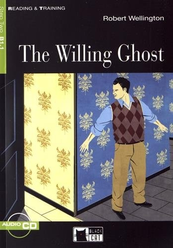 Black Cat THE WILLING GHOST + CD ( Reading & Training Level 2)