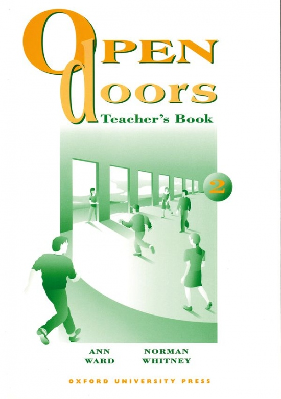 OPEN DOORS 2 TEACHER´S BOOK : 9780194356060