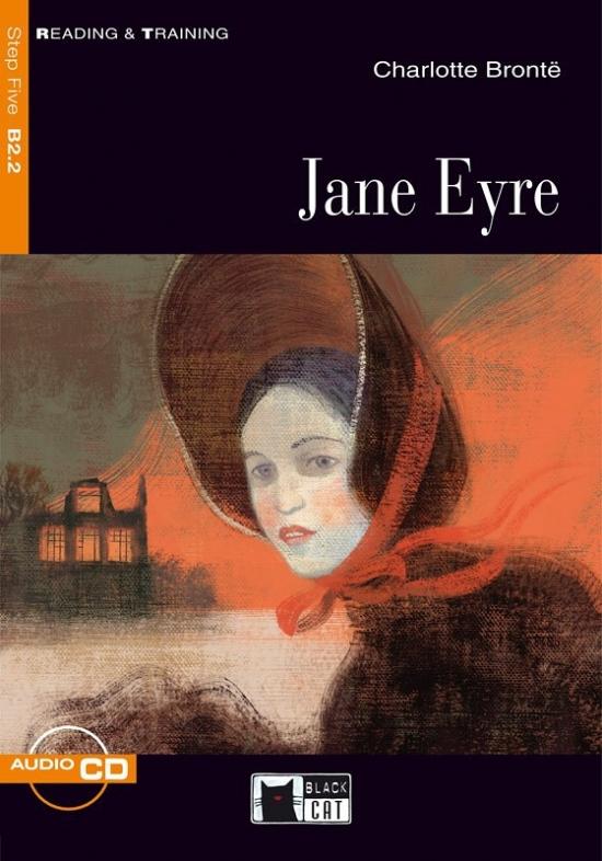 Black Cat JANE EYRE + CD ( Reading & Training Level 5)