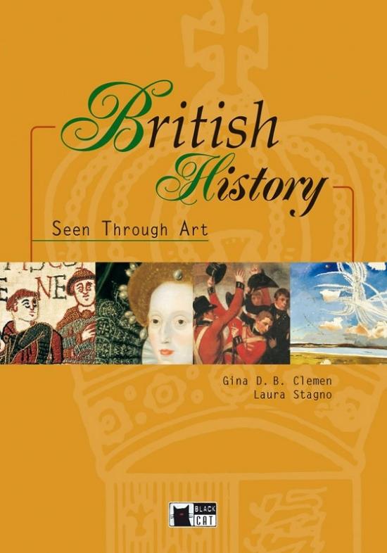 BRITISH HISTORY SEEN THROUGH ART + CD
