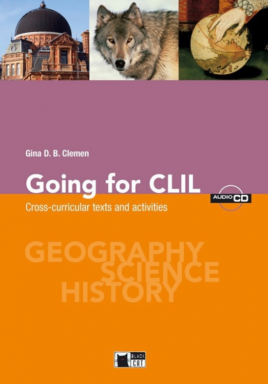 GOING FOR CLIL + CD