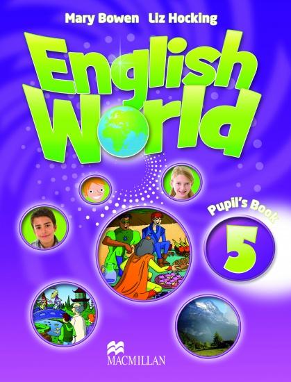 English World 5 Pupil´s Book