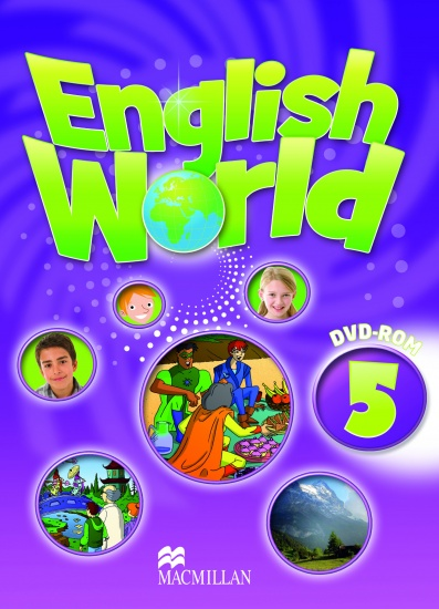 English World 5 DVD ROM