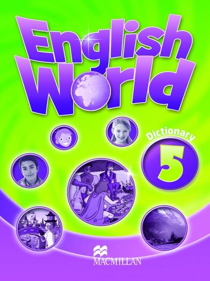 English World 5 World Dictionary