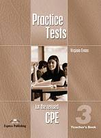 Practice Tests for the Revised CPE 3 - Teacher´s Book (overprinted) : 9781844665242