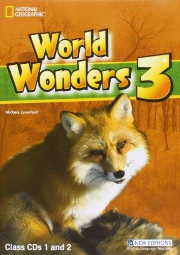 World Wonders 3 Class Audio CDs