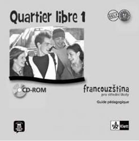 Quartier libre 1 metodická příručka : 8595202600193