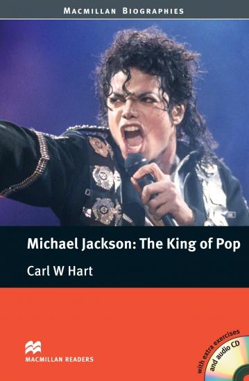 Macmillan Readers Pre-Intermediate Michael Jackson: The King of Pop + CD