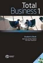 Total Business 1 Pre-Intermediate Student´s Book + Audio CD