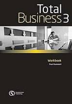 Total Business 3 Upper Intermediate Workbook with Key : 9780462098708