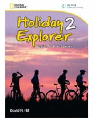 Holiday Explorer 2 Student´s Book with Audio CD