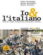 IO & L´ITALIANO libro + CD