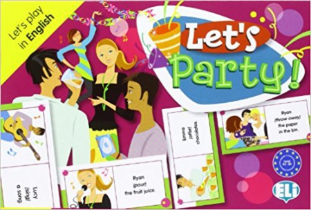 LET´S PARTY! : 9788853604736