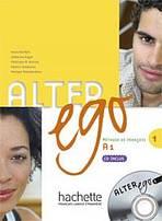 ALTER EGO 1 LIVRE D´ELEVE + CD : 9782011554208