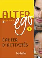ALTER EGO 1 CAHIER D´ACTIVITES