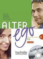 ALTER EGO 2 LIVRE D´ELEVE + CD