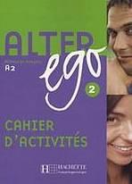 ALTER EGO 2 CAHIER D´ACTIVITES