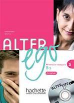 ALTER EGO 3 LIVRE D´ELEVE  + CD