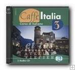 CAFFE ITALIA 3 Audio CD /2/ : 9788853602350