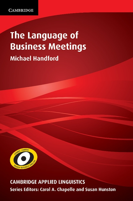Language of Business Meetings, The
