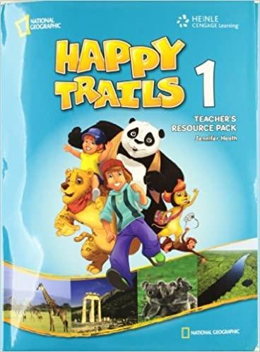 HAPPY TRAILS 1 TEACHER´S RESOURCE PACK