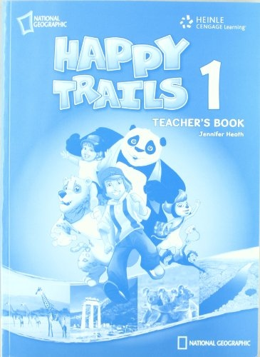 HAPPY TRAILS 1 TEACHER´S BOOK