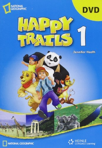 HAPPY TRAILS 1 DVD : 9781111062347