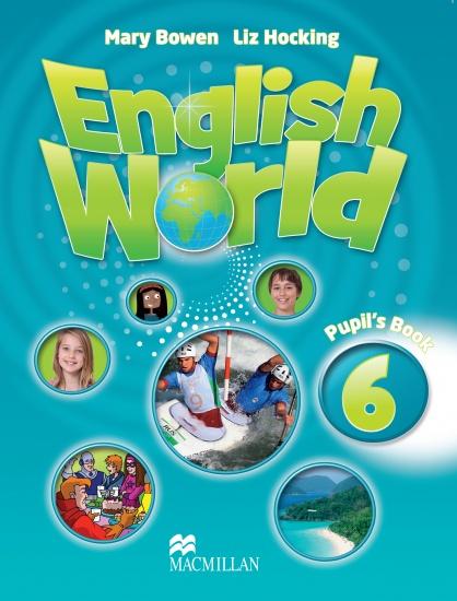 English World 6 Pupil´s Book