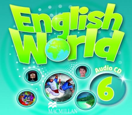 English World 6 Class Audio CD (3) : 9780230024557