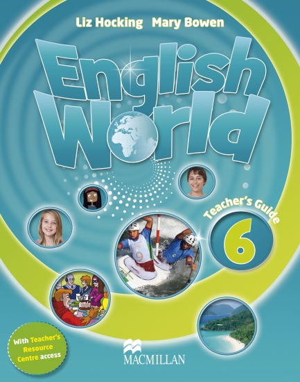 English World 6 Teacher´s Book with Webcode