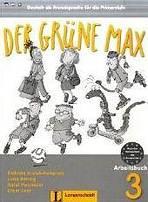 Der grüne Max 3 Arbeitsbuch mit Audio CD