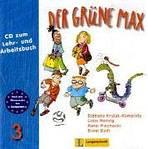 Der grüne Max 3 Audio CD zum Lehr- und Arbeitsbuch