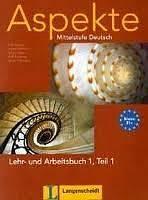 Aspekte 1 in Teilbänden Lehr- und Arbeitsbuch Teil 1 mit Audio CD : 9783126060073
