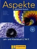 Aspekte 2 in Teilbänden Lehr- und Arbeitsbuch Teil 2 mit Audio CD : 9783126060165