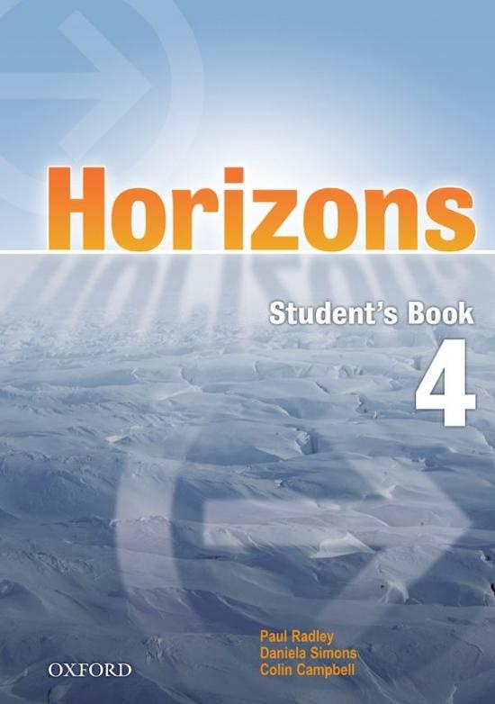 HORIZONS 4 STUDENT´S BOOK : 9780194388795