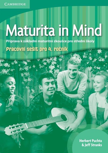 Maturita in Mind Pracovní sešit 4 ( pro 4. ročník)