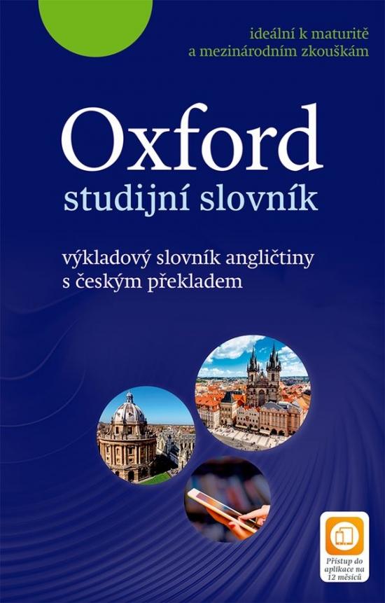 Oxford Studijní Slovník 2nd. Edition with APP Pack